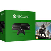 Xbox One without Kinect: Includes Destiny