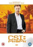 CSI Miami - Seizoen 2 - Compleet