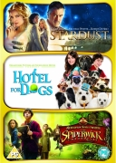 Stardust / Hotel for Dogs / Spiderwick Chronicles