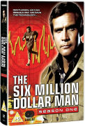 The Six Million Dollar Man - Season 1