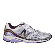 New Balance Women's W1260 v2 Stability Running Trainer - Lilac/Silver