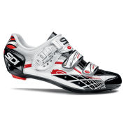 Sidi Laser Vernice Cycling Shoes - White/Black