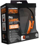 SteelSeries Siberia V2 Full Size Headset - Orange