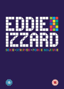 Eddie Izzard - Sexie / Force Majeure / Eddie Izzard Live - Stripped