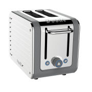 Dualit Architect 2 Slot Toaster - Grey