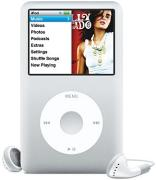 iPod Classic - 160GB (Silver)