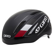 Giro Air Attack Cycling Helmet Black/Red