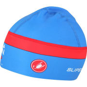 Garmin Sharp Team Replica Viva Skull Cap - Blue 2014