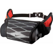 Nike Storm Hydration Waistpack - Black/Cool Grey/Light Crimson