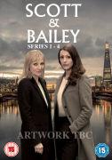 Scott & Bailey - Series 1 - 4