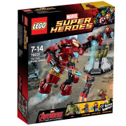 LEGO Marvel Superheroes: The Hulk Buster Smash (76031)