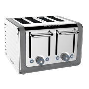 Dualit Architect 4 Slot Toaster - Grey