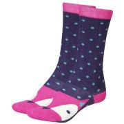 Joules Junior Neat Feat Socks - Aqua