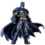 Batman Arkham City Play Arts Kai Batman 1970's Batsuit Skin