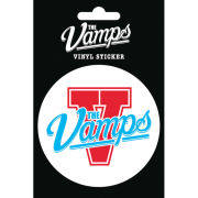 The Vamps Logo - Vinyl Sticker - 10 x 15cm