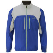 RonHill Men's Advance Windlite Running Jacket - Cobalt/Clay