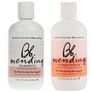Bumble and bumble Wear and Care Mending Duo- Shampoo & Conditioner