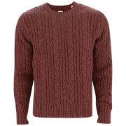 Edwin Men's Oiler Sweater - Mulled