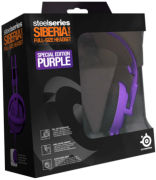 SteelSeries Siberia V2 Full Size Headset - Purple