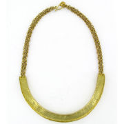 Made Mtaro Necklace - Gold