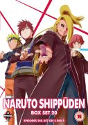 Naruto Shippuden Box Set 20
