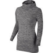 Nike Women's Pro Hyperwarm Limitless Hoody - Grey/Heather
