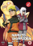 Naruto Shippuden - Box Set 8 (Episodes 92-104)