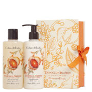 Crabtree & Evelyn Tarocco Orange, Eucalyptus & Sage Perfect Pair