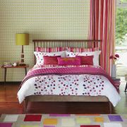 Scion Red Tree Duvet Cover - Red