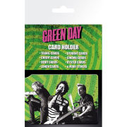 Green Day Tour - Card Holder