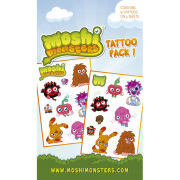 Moshi Monsters Monsters - Tattoo Pack
