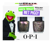 OPI Muppets Collection Duo Pack - When Froggy Met Piggy