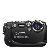 Fujifilm FinePix XP200 Tough Outdoor Digital Camera (16MP, 5x Optical Zoom) - Black