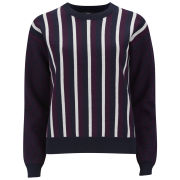 Joseph Women's Stripe Knit Jumper - Multi