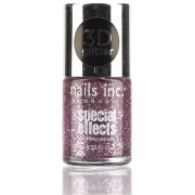 nails inc. Marylebone Glitter Nail Polish (10Ml)