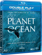 Planet Ocean - Double Play (Blu-Ray and DVD)