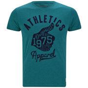 Jack & Jones Men's Wing T-Shirt - Peacock Blue