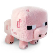 Minecraft 7 Inch Soft Toy - Animal Pig