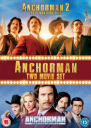 Anchorman: The Legend of Ron Burgundy / Anchorman 2: The Legend Continues
