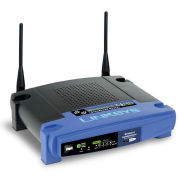 Linksys WRT54GL Wireless G Router with 4-Port Switch