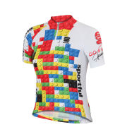Sportful Kids' MGF 14 Short Sleeve Jersey - Multi
