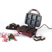 Giles & Posner Brownie Maker - Red