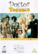 DOCTOR IN TROUBLE DVD