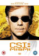 CSI Miami Complete Season 5