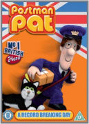 Postman Pat Record Breakers