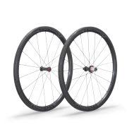 Vision 2014 Metron 40 Tubular Wheelset - Black