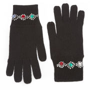 Markus Lupfer Jewel Bracelet Gloves - Black