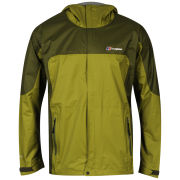 Berghaus Men's Ridgeway Shell Waterproof Jacket - Green