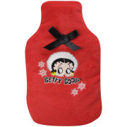 Betty Boop Hotwater Bottle - Red