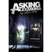 Asking Alexandria From Death to Destiny - Maxi Poster - 61 x 91.5cm